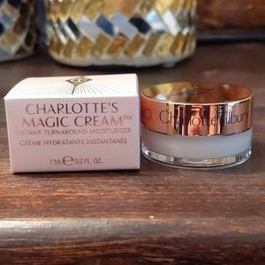 Charlotte Tilbury mini moisturizer